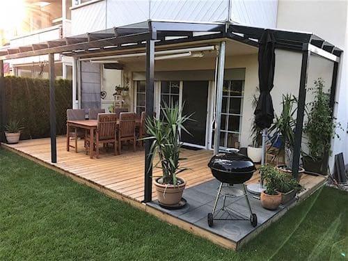 Terrassenüberdachungen direkt vom Hersteller kaufen